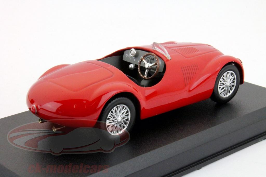 ck modelcars magfer125 ferrari 125 s year 1947 scuderia red 1 43 ixo altaya. Black Bedroom Furniture Sets. Home Design Ideas