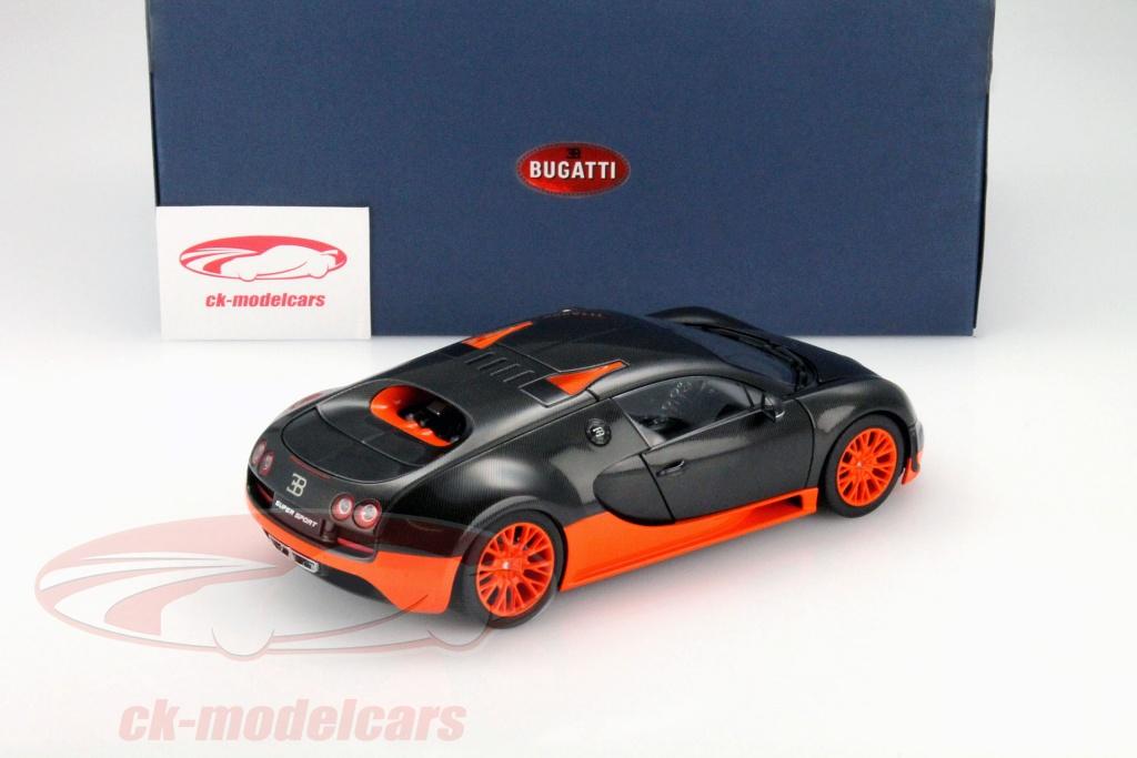 bugatti veyron 164 super sport youtube ck modelcars 70933. Black Bedroom Furniture Sets. Home Design Ideas