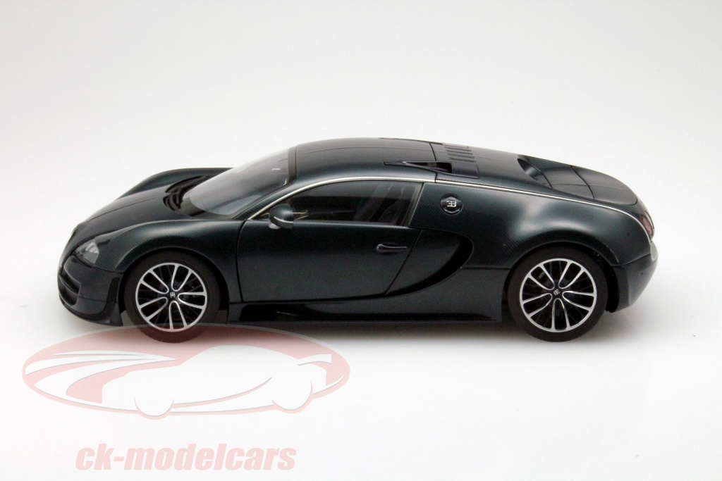 ck modelcars 70938 bugatti veyron 16 4 super sports. Black Bedroom Furniture Sets. Home Design Ideas