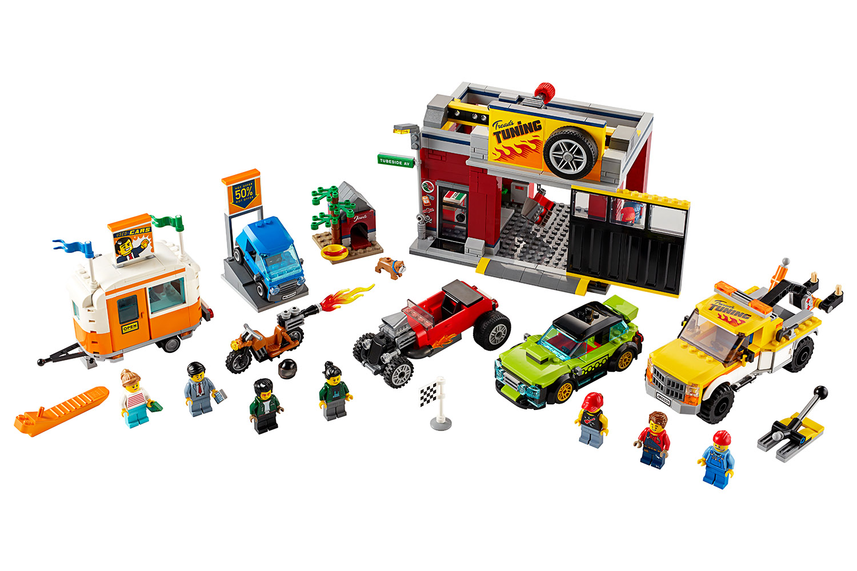 lego-city-tuning-werkstatt-60258/