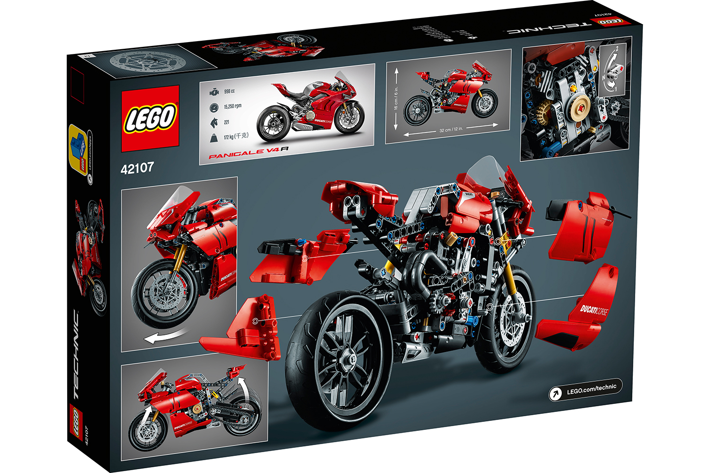 LEGO® Technic Ducati Panigale V4 R