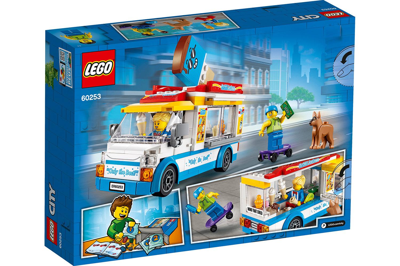 LEGO® City Eiswagen
