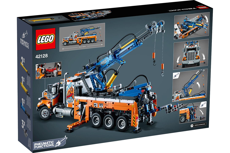 LEGO® Technic Schwerlast-Abschleppwagen