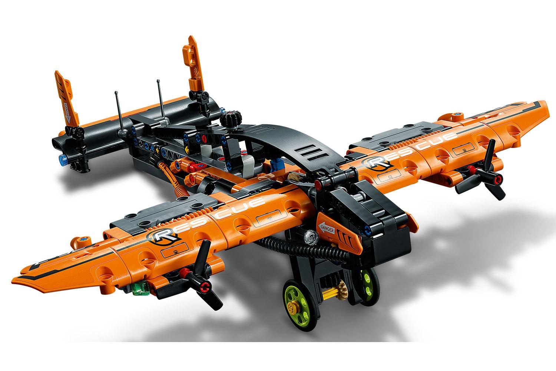 LEGO® Technic Hovercraft Pra Operações de resgate