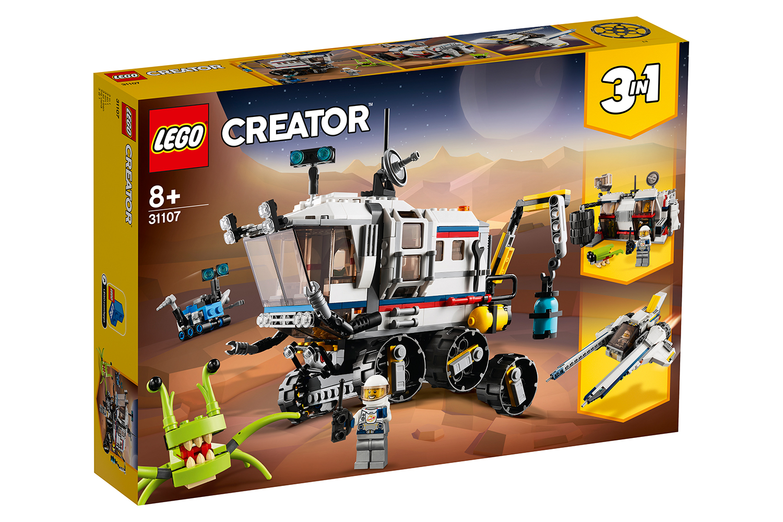 LEGO® Creator Planeten Erkundungs-Rover