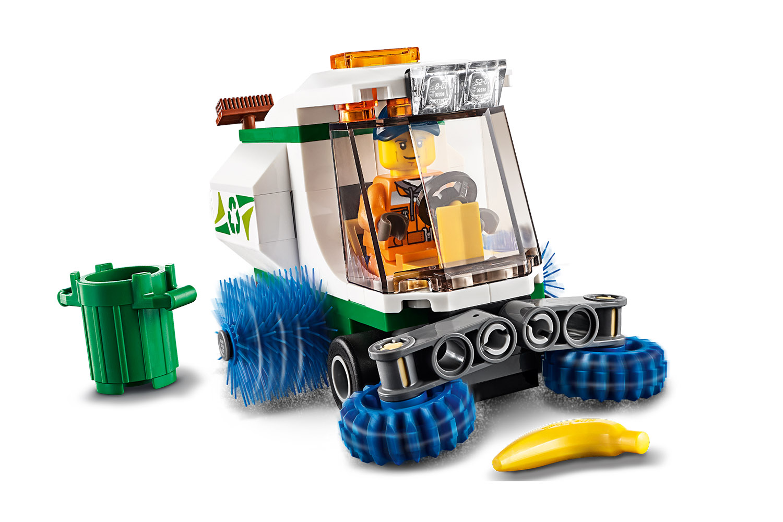 LEGO® City Straßenkehrmaschine