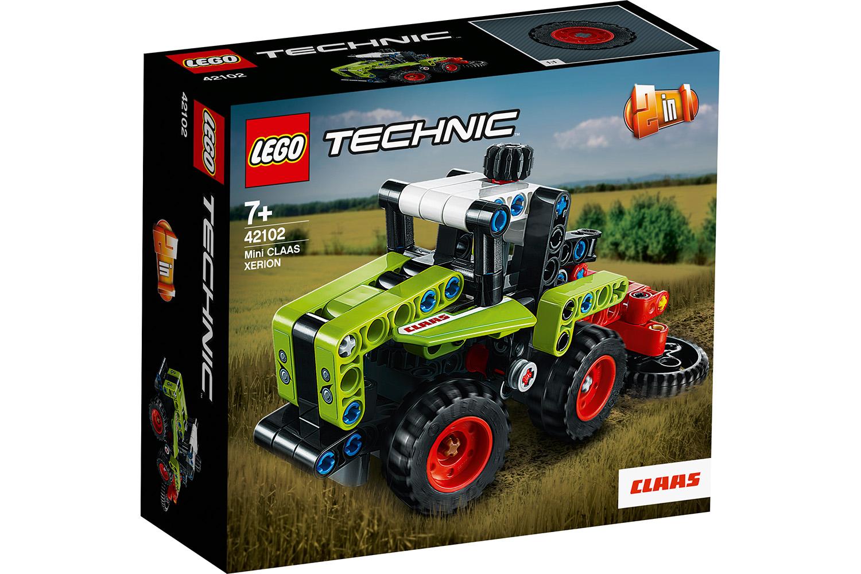LEGO® Technic Mini CLAAS XERION