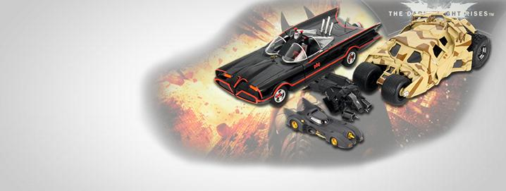 Batman SPECIAL Batman movie cars