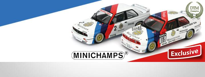 Minichamps Special Editions BMW M3 (E30) 