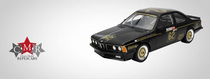 Classic Model Replicars Exklusive Rennsport und Straßenmodelle im Maßstab 1:18