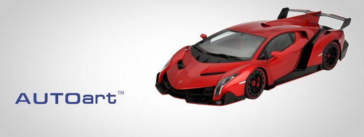 AUTOart Premium manufacturer with a big  range of detailed diecast cars.