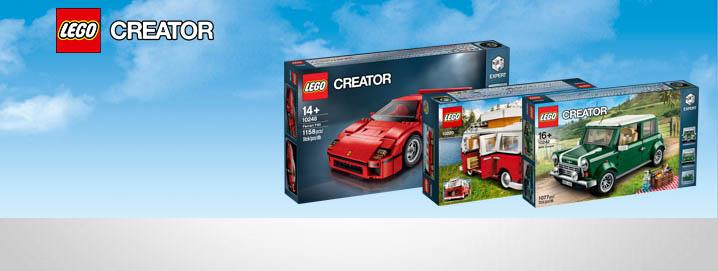 , LEGO® Creator NEW now!