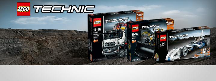 , LEGO® Technic NEW now!