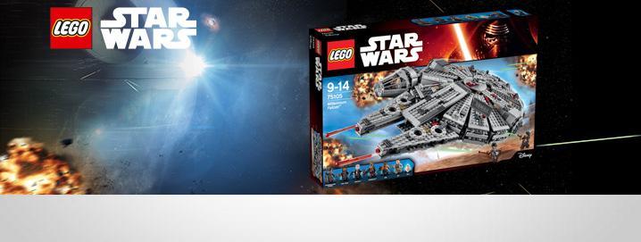 , LEGO® Star Wars ora NUOVO!