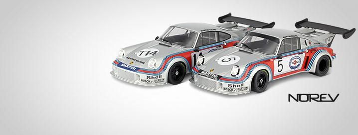 Porsche racing car Porsche 911 Carrera RSR in many versions