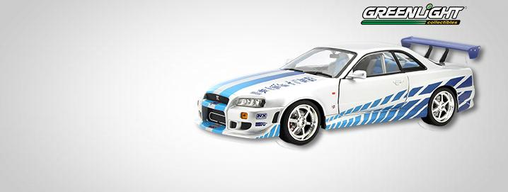 new hits Brian's Skyline GT-R from 