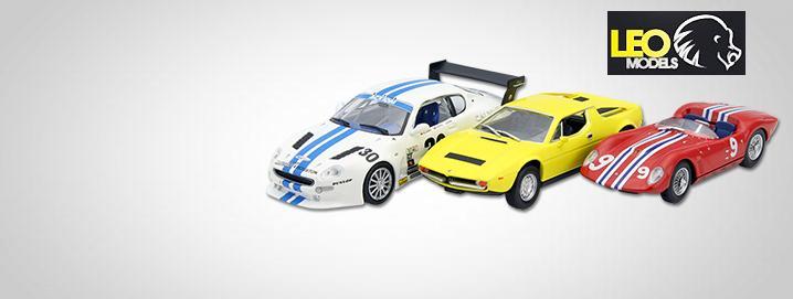 Maserati Sale! Maserati 1:43 Leo Models offer!