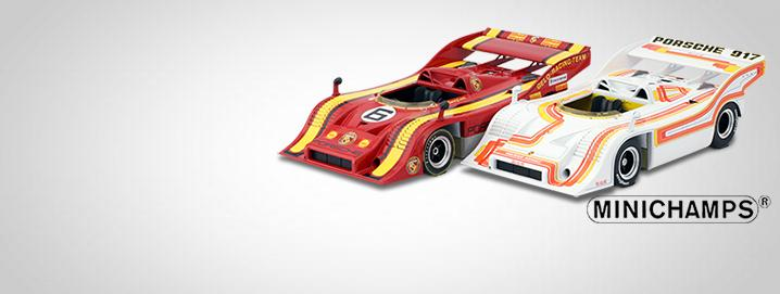 Porsche 917/10 Exclusiv Strictly limited Minichamps special  editions in 1:18