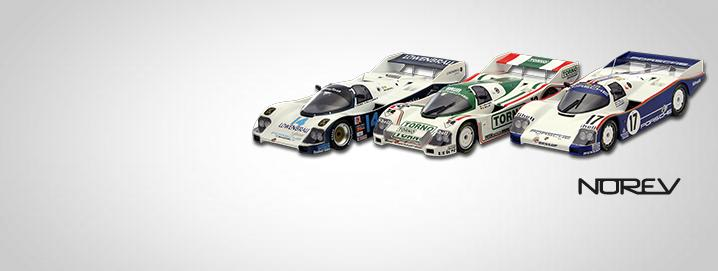 Porsche 962 exclusive Norev Porsche 962 1:18
