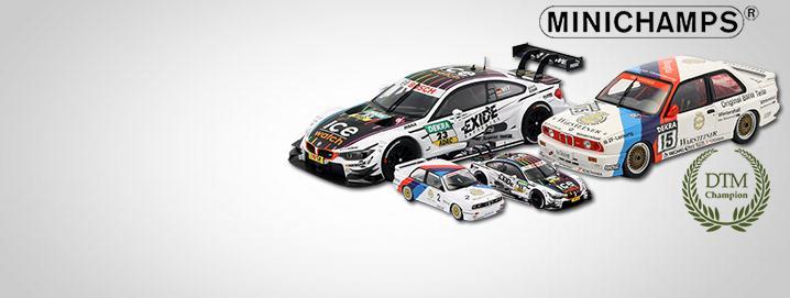 BMW DTM Champions BMW M3 E30 & BMW M4 DTM  Champion 1987, 1989 & 2014