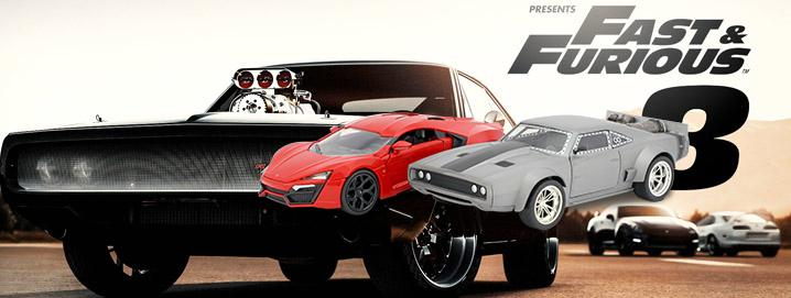 Fast and Furious Get your favorite 