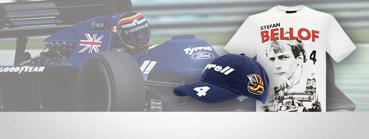 Bellof Collection Stefan Bellof Collection Tyrrell F1 Team