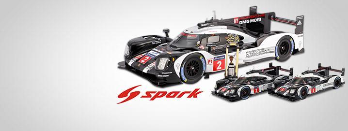 sports car Porsche 919 Winner  24h LeMans