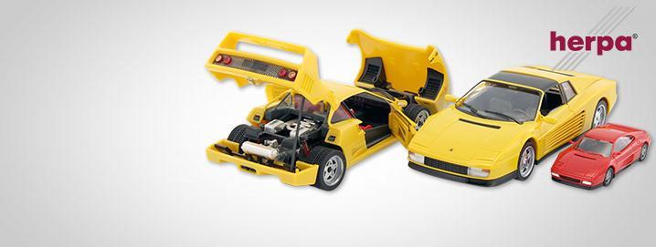 Ferrari SALE % Herpa Ferrari's 1:43 im Sonderangebot