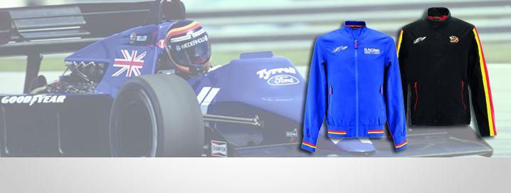 NEU: Stefan Bellof Collection Blouson und Racing Jacke