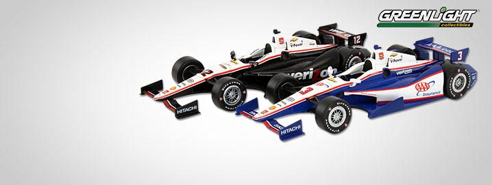 special offer IndyCars in 1:18 