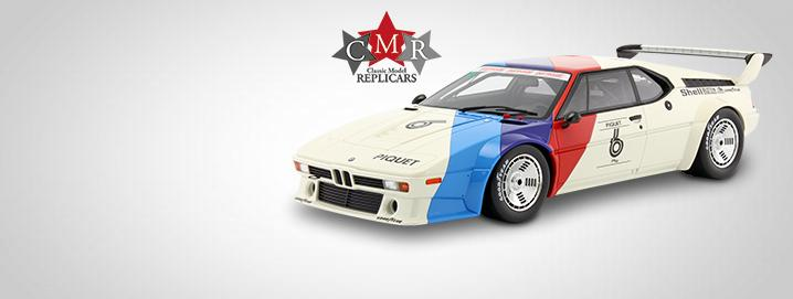 Neuheit BMW M1 Procar in 1:12