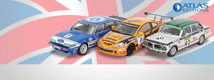 BTCC British Touring Cars 1:43 Atlas