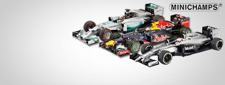 Minichamps F1 SALE Minichamps Formula 1 models 