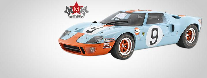 New hit Ford GT 40 MK I 