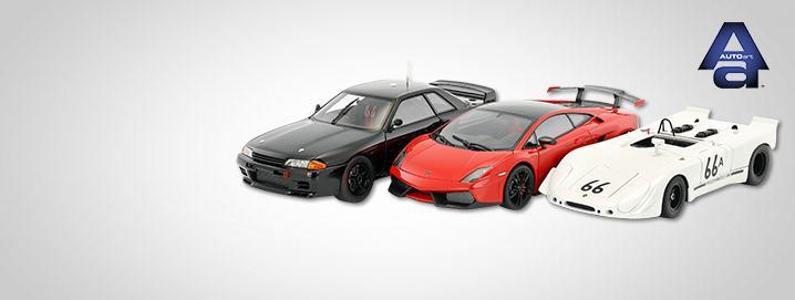AUTOart SALE % AUTOart Modelle stark reduziert!