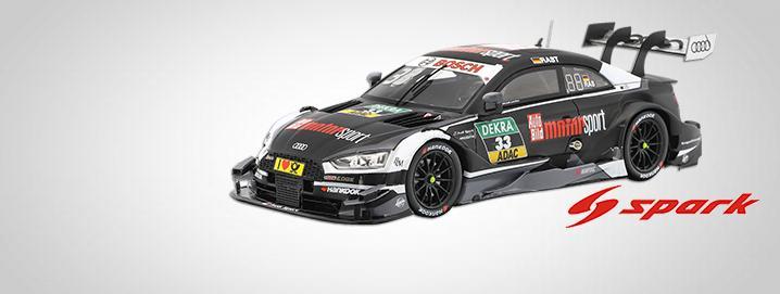 DTM Champion 2017 Audi RS 5
