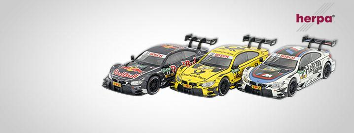 BMW M4 BMW M4 DTM models in 1:43