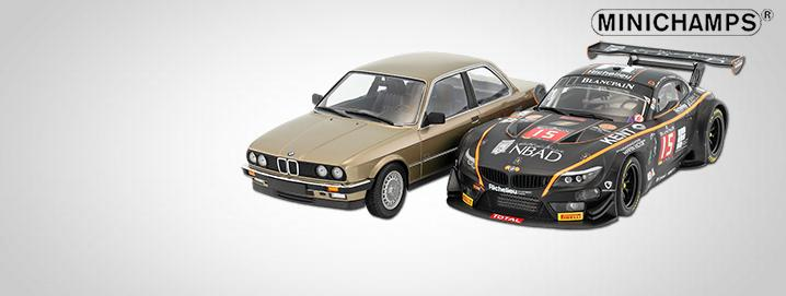 New hits News from Minichamps!