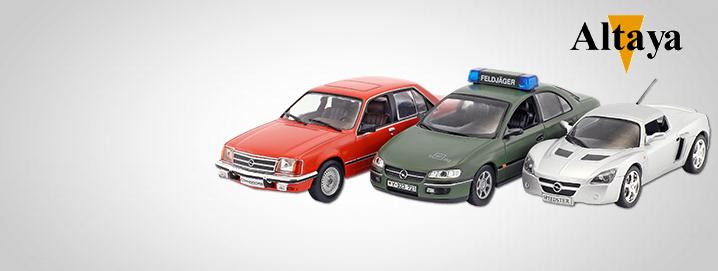 Opel SALE %% Opel road vehicles 1:43 