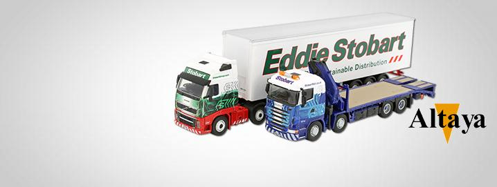 Truck SALE %% Eddie Stobart Trucks 1:76 