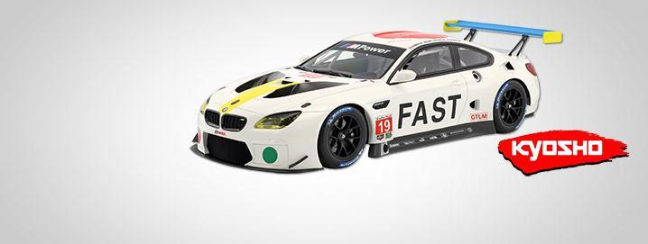 Neuheit BMW M6 Art Car