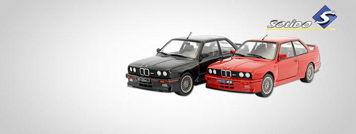 new hits BMW M3 E30 in 1:18