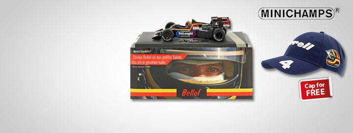 Bellof Sonderedition Minichamps Stefan Bellof Tyrrell 012 
