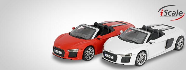 VENTE %% Audi R8 Spyder V10 grandement réduit!