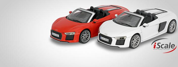 VENDITA %% Audi R8 Spyder V10 notevolmente ridotto!