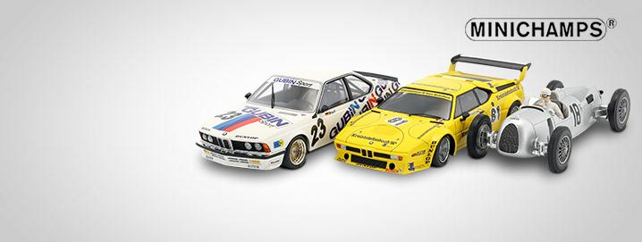 Minichamps SALE %% Minichamps models greatly reduced!