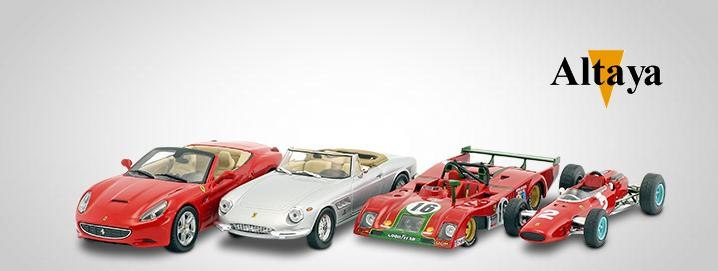 Altaya %% SALE %% Ferrari roads, racing and Formula 