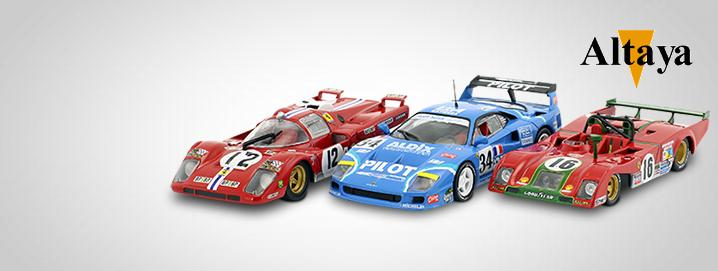 Altaya %% SALE %% Sports and touring cars in 