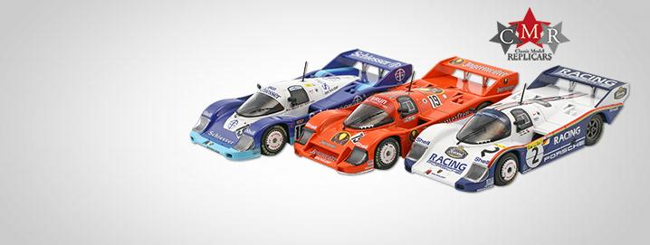 CMR special models Stefan Bellof Collection in 1:43