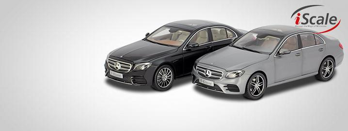 special offer Mercedes-Benz E-Class  1:18 iScale